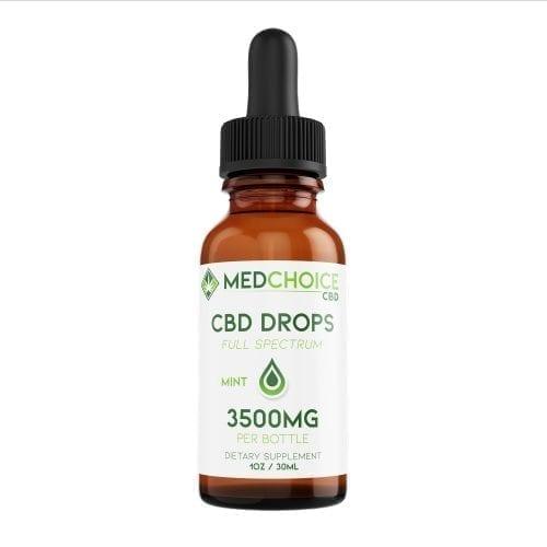 MedChoice CBD drops